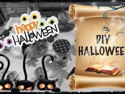 3 DIY -  Halloween.