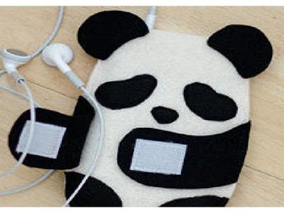   DIY Couverture de téléphone en Feutrine    Etui Téléphone Cellulaire