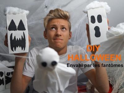 DIY HALLOWEEN : Envahi par les fantômes