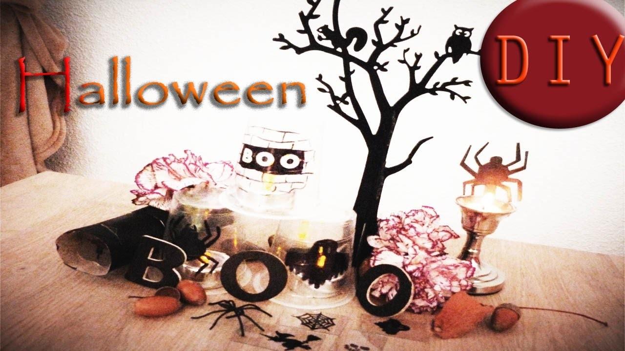 DIY Halloween :  Les lumieres d'Halloween Faciles et pas chères