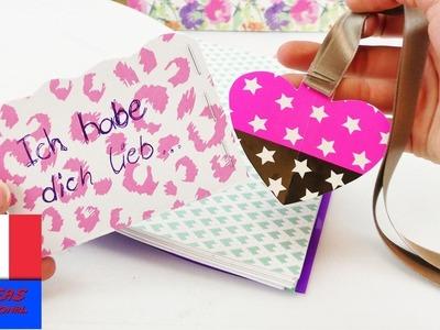 DIY Idée cadeau pour sa meilleure amie | Marque-page, Carte cadeau & Rangement pour Filofax