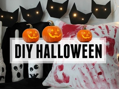 Tuto diy halloween boite bonbons chauve souris rouleau carton my crafts and diy projects - Tuto deco halloween ...
