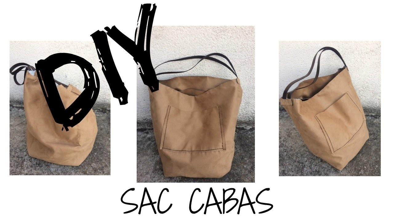 DIY FACILE sac cabas