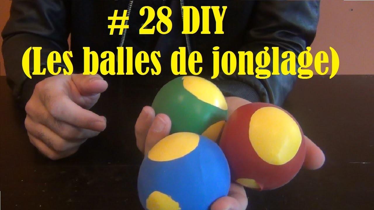 Diy bricolage faire la maison 29 les balles de jonglage - Bricolage a faire a la maison ...