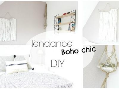 △ DIY Déco tendance Boho chic | Décoration murale