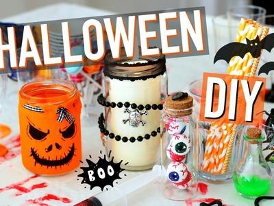 DIY Halloween (français) Décoration facile et rapide ! 2016