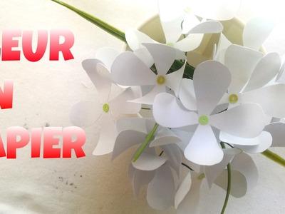 Origami facile - Fleurs en Papier