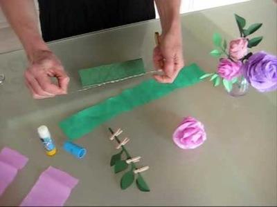 Fleur de papier.wmv