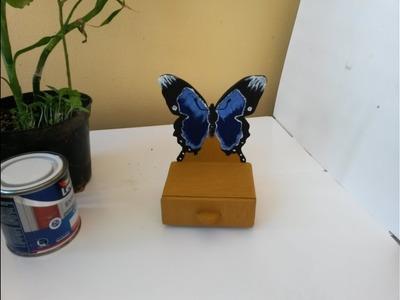 Diy mini drawer box(mini boite de rangement avec tiroir)