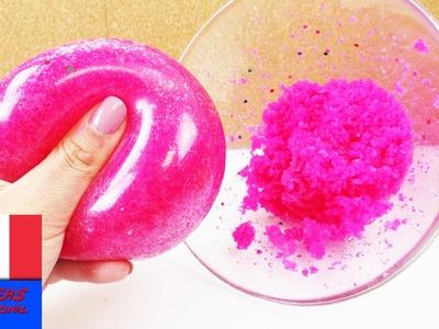 Balle anti-stress Glibbi | De la matière visqueuse pour le bain dans une balle anti-stress