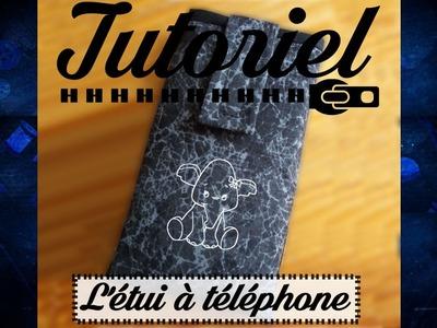 Couture - L'étui à téléphone - intérmédiaire