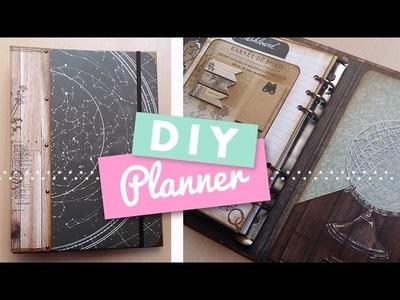 DIY : Création de Mon Planner 2016 - 2017 - SpeedCrafting