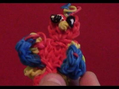 Comment faire un perroquet avec des élastiques