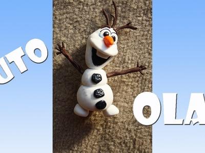Tuto Fimo OLAF (la reine des neiges)