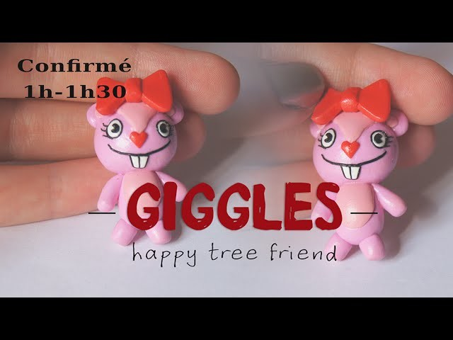 [TUTO] - Giggles de Happy Tree friend