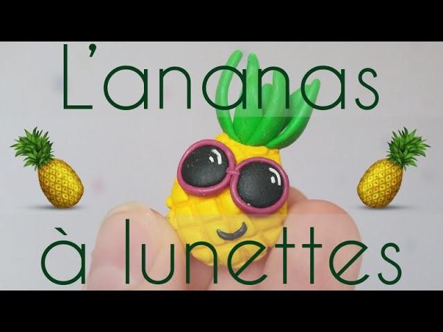 [TUTO] - L'ananas à lunettes ☼