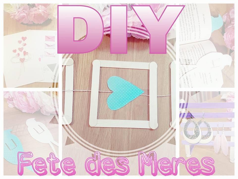 DIY 1- Fête des mères : idée, cadeaux.