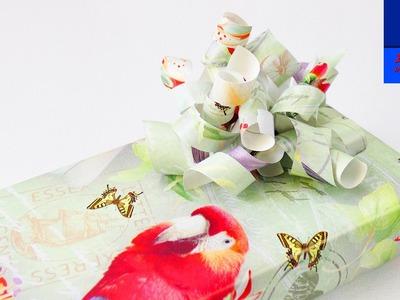 DIY Inspiration Challenge #51 Emballages cadeaux | Challenge 2 | Tutoriel – Do it yourself