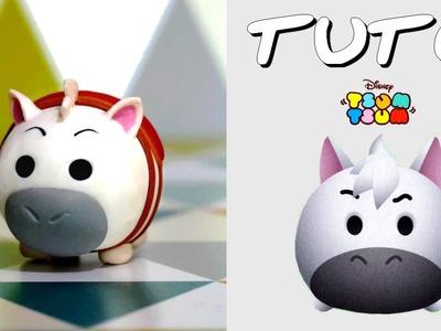 TUTO FIMO | Tsum Tsum Maximus (de Raiponce)