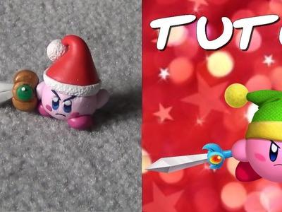 TUTO FIMO | Kirby épée (Hors série spécial Noël)