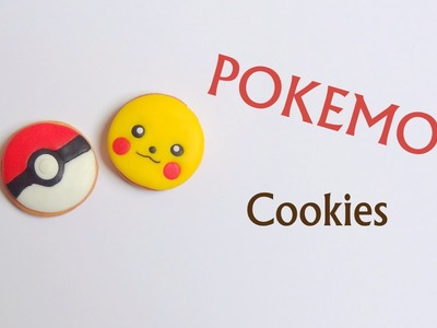 [Stop Motion] Pokemon Cookies Tutorial. Tutoriel Fimo