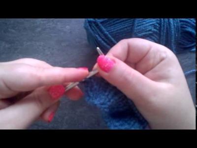 Leçon n°16 - Faire des augmentations au tricot