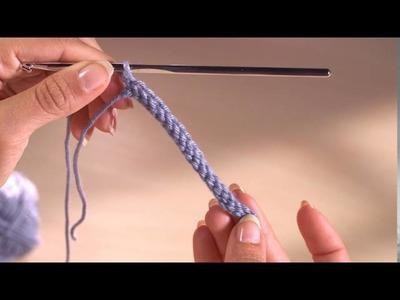 Crochet Facile - 05 Maille coulée