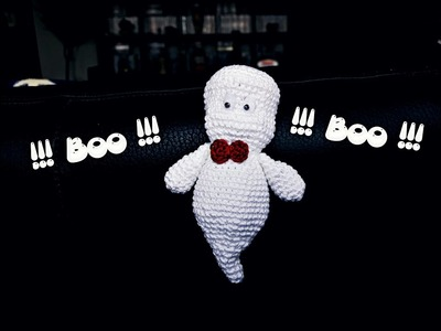 ♫♪ J'avais envie de … Halloween au crochet #2 ♫♪