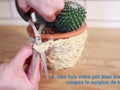 DIY • Cache-pot • Kitchen Trotter