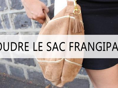 Coudre un sac Frangipane