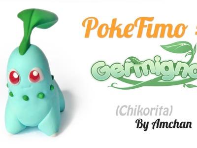 Tuto Fimo Pokémon #1: Germignon