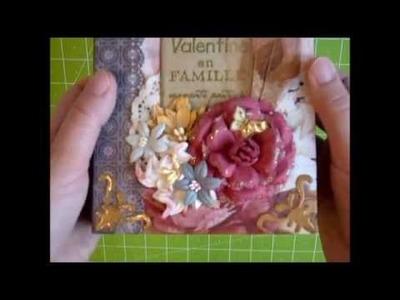 Comment fabriquer une charniere pour mini album avec my crafts and diy projects - Cadre vegetal jardiland ...