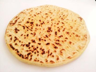 Kesra, Galette de pain Algérienne