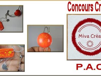 0108 - Vidéo - Tuto - Concours Créatif - Miva Créa PAC - Aux couleurs de Perpignan - FIMO PRO
