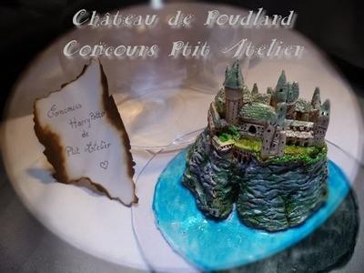 Création Harry Potter pour le concours de Ptit Atelier + Lots