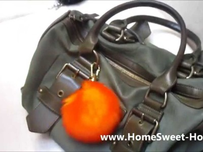 Accessoire | Décoration | bijou | HsH - Porte-clef de sac à main