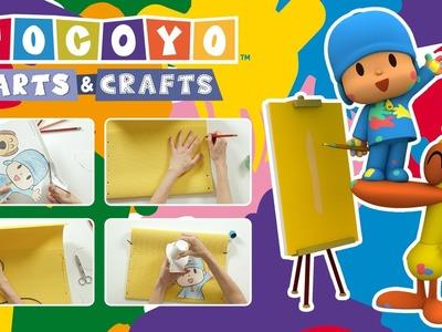 Pocoyo & Crafts - Chemise scolaire | LA RENTRÉE
