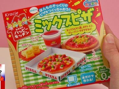 Douceurs asiatiques – DIY Mini Pizza à faire soi-même – Set de fabrication Unboxing