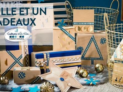 Tuto DIY : Mille et un cadeaux - Noël Nordic