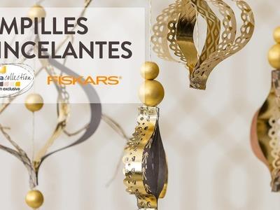 Tuto DIY : Pampilles étincelantes - Noël Chic