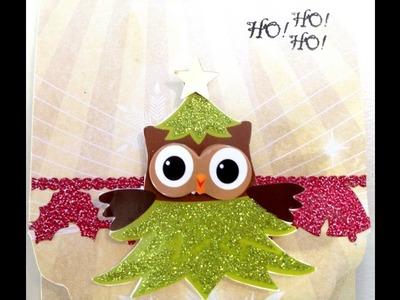 [DIY Noël ] créer une pochette carte cadeau (avec des produits Action)