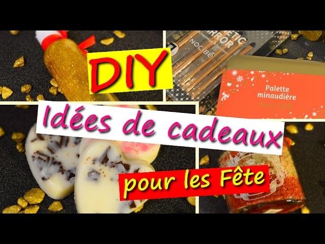 Idées de cadeaux Noël #1 PETIT BUDGET !!!. DIY inspiration Lush. Makeup. Mekeup. Soins. Spa