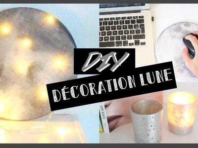 DIY | Décoration sur le thème de la Lune