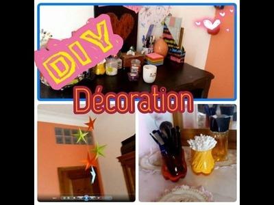 DIY 4 idées de décoration (a l'Algérienne )