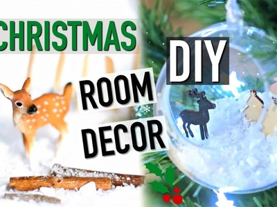 DIY Noël : Déco Facile. Christmas Room Decor (français)