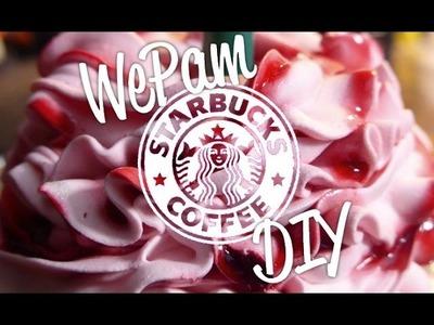 DIY STARBUCKS & WEPAM • pimp ton verre gourmand !