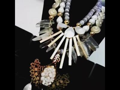 Tutorial collar de perlas