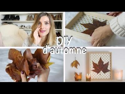 DIY d'automne   Pinterest !