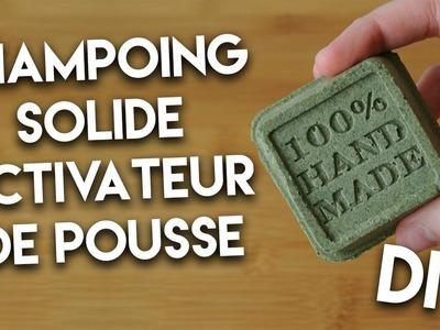Shampoing solide activateur de pousse (+5 cm en 2 mois !!)