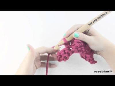Comment crocheter des PETITES BOULES | WE ARE KNITTERS